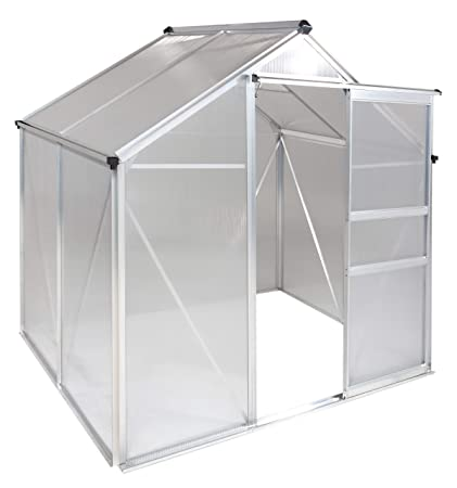 Amazon com : Portable Greenhouses for outdoors |6 X 6 Greenhouse