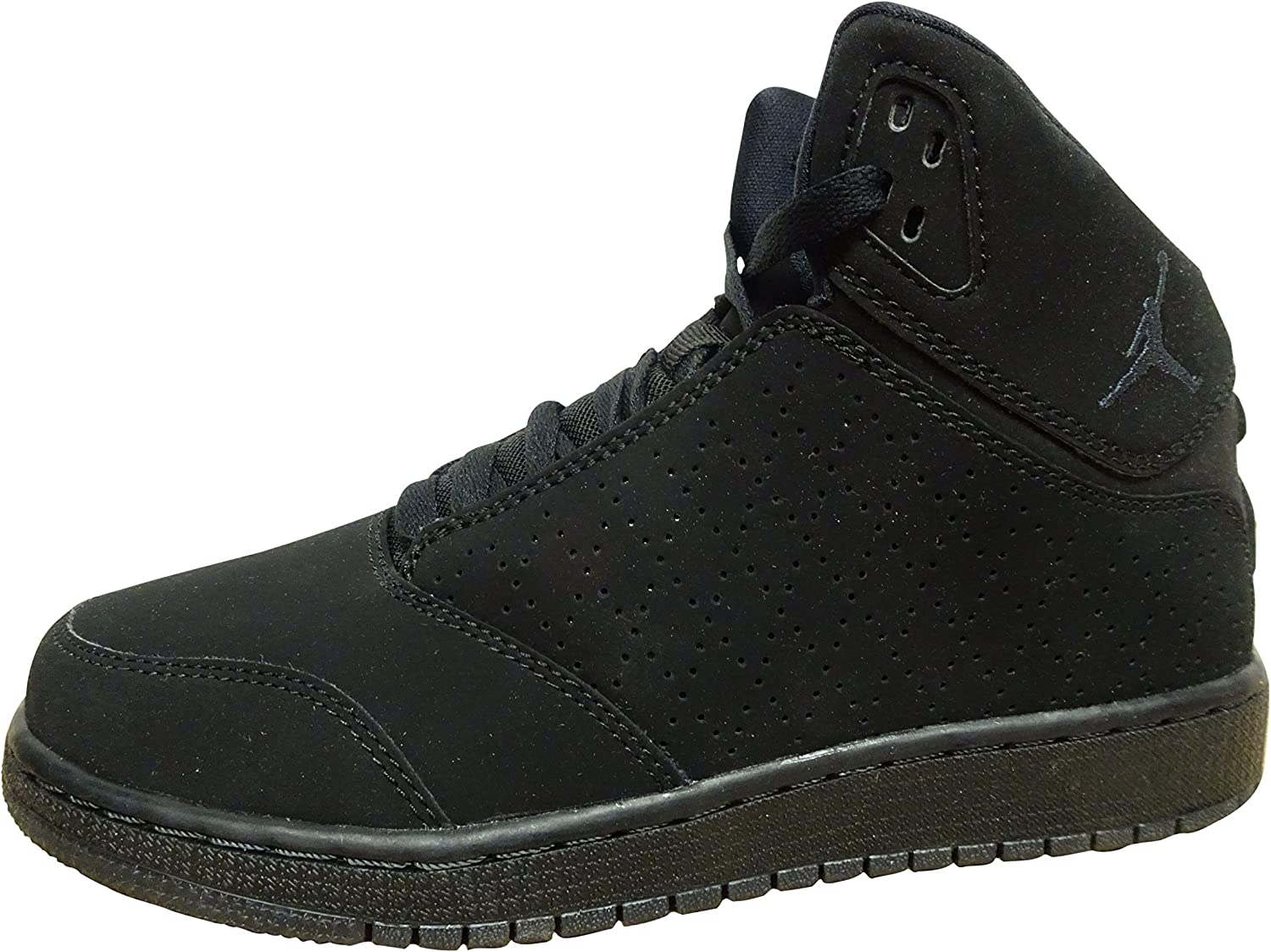 dedo vitamina Ondular  Nike air Jordan 1 Flight 5 prem BG hi top Trainers 881440 Sneakers Shoes (7  M US Big Kid, Black Anthracite 010): Amazon.ca: Shoes & Handbags