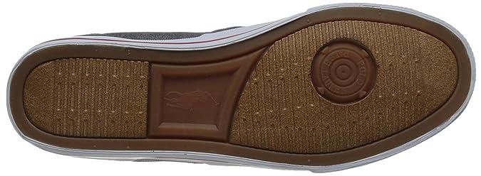 bd36317a17 Polo Ralph Lauren Men's Vaughn Fashion Sneaker