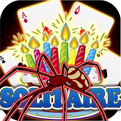 Birthday Party Spider Solitaire