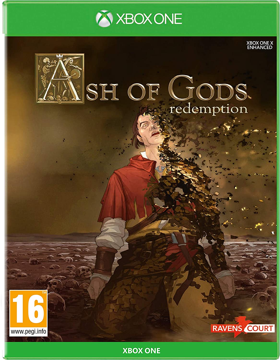 Ash of Gods: Redemption - Xbox One [Importación inglesa]: Amazon.es: Videojuegos