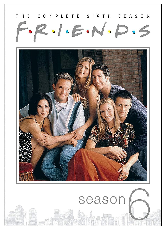 Friends: Complete Sixth Season 4 Dvd Edizione: Stati Uniti ...