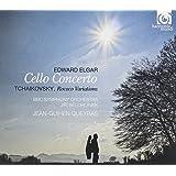 エルガー : チェロ協奏曲 他 (Sir Edward Elgar : Cello Concerto | Tchaikovsky : Rococo Variations/Jean-Guihen Queyras, BBC Symphony Orchestra, Jiri Belohlavek) [輸入盤]