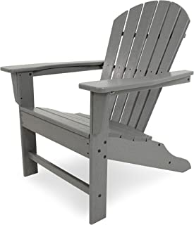 product image for POLYWOOD SBA15GY South Beach Adirondack Chair