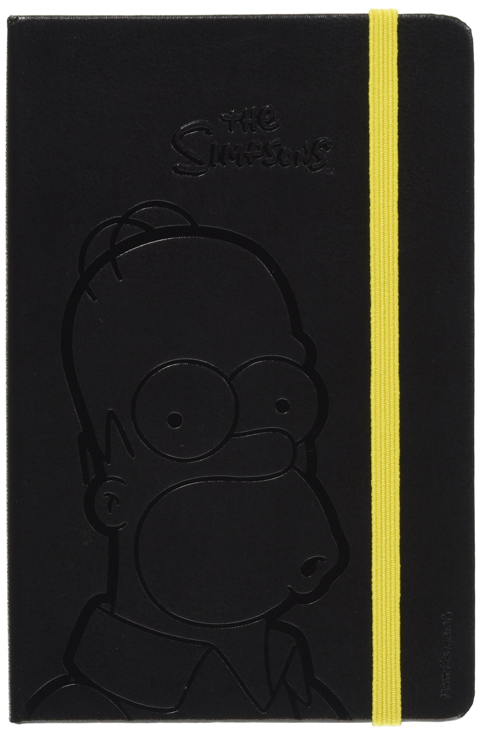 Moleskine The Simpsons Limited Edition Notebook, Pocket,...