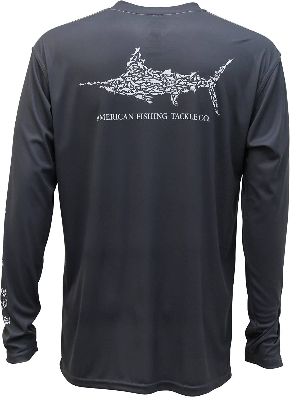 AFTCO Jigfish Performance Long Sleeve Shirt
