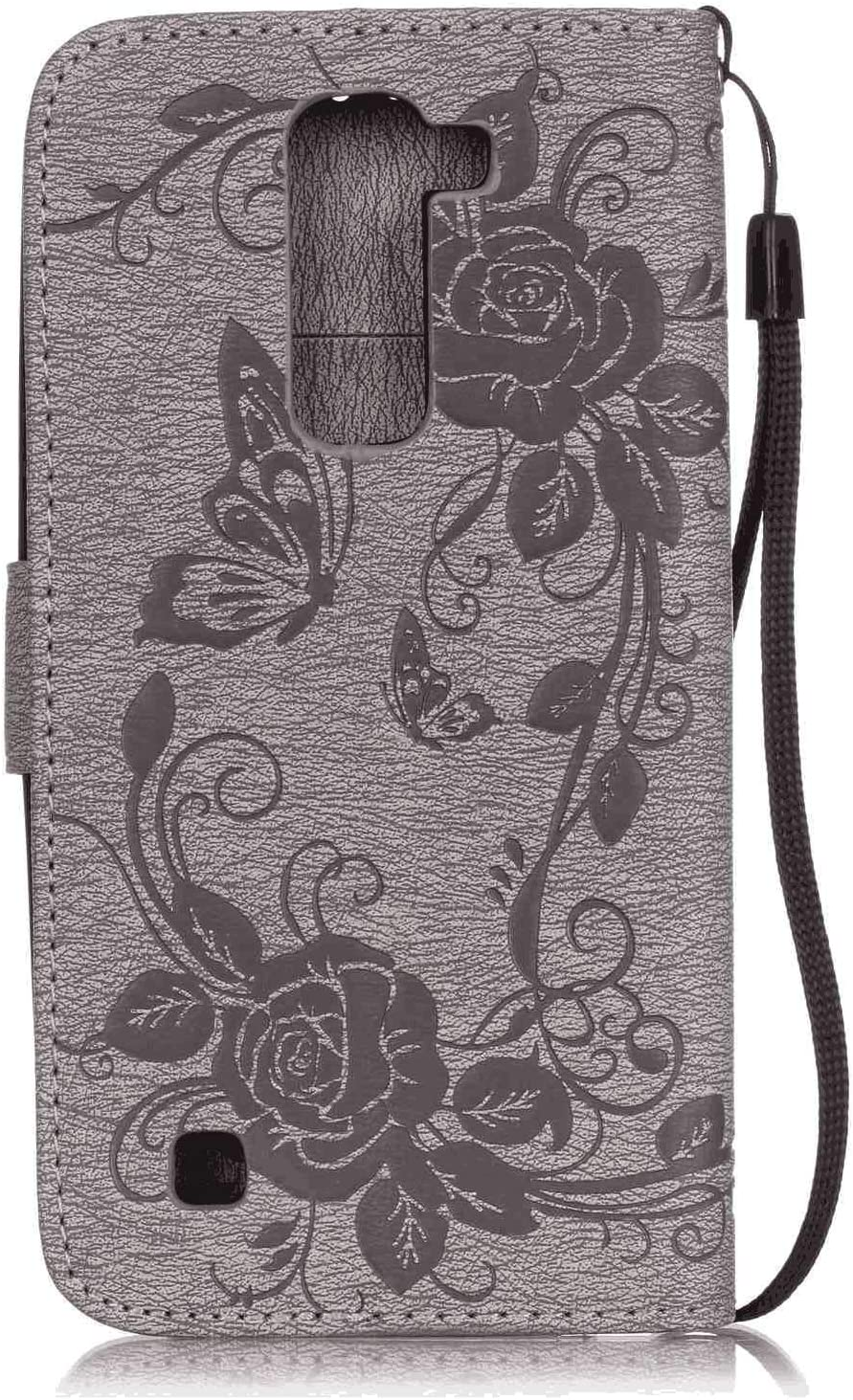 WiseLSwim Leather Flip Case for Samsung Galaxy Note8 Business Gifts Wallet Cover Compatible with Samsung Galaxy Note8 with Universal Underwater Waterproof Case