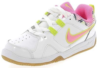 sports shoes 5c236 5cbe0 Chaussures de Sport pour Filles Likin 11 Cuir Blanc  Amazon.fr  Chaussures  et Sacs