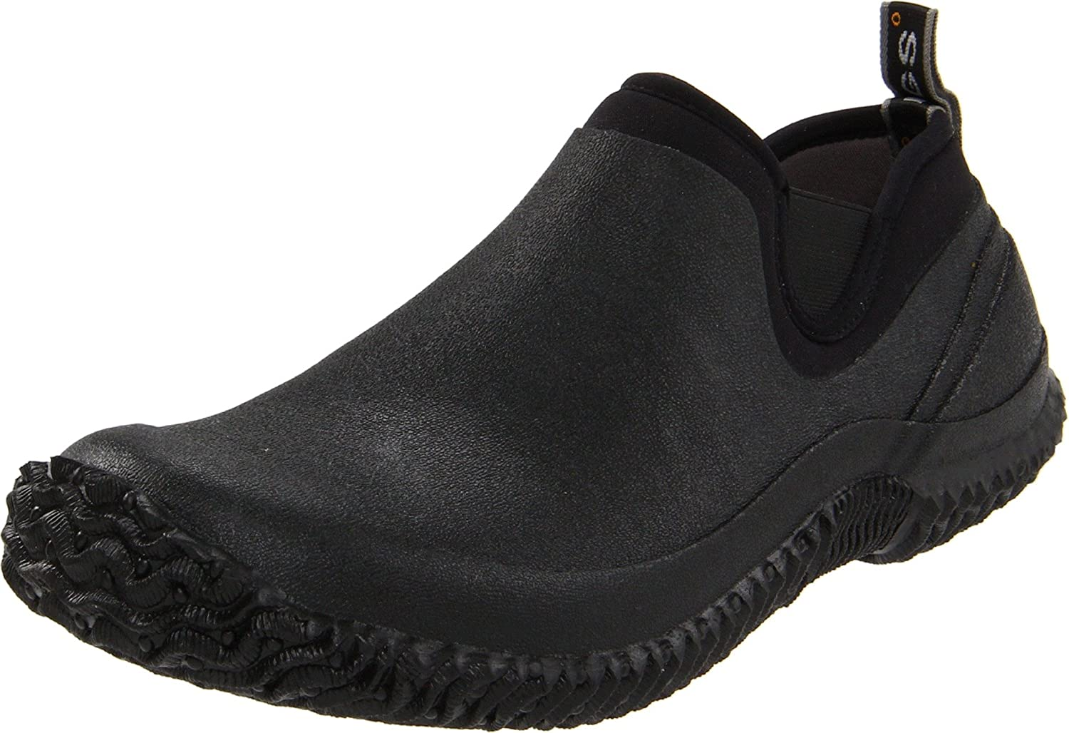 Bogs Men's Urban Walker Low Slip On Waterproof Rain Shoe