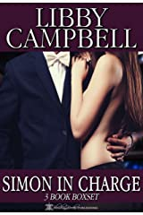 Simon In Charge: 3 Book Collection Kindle Edition