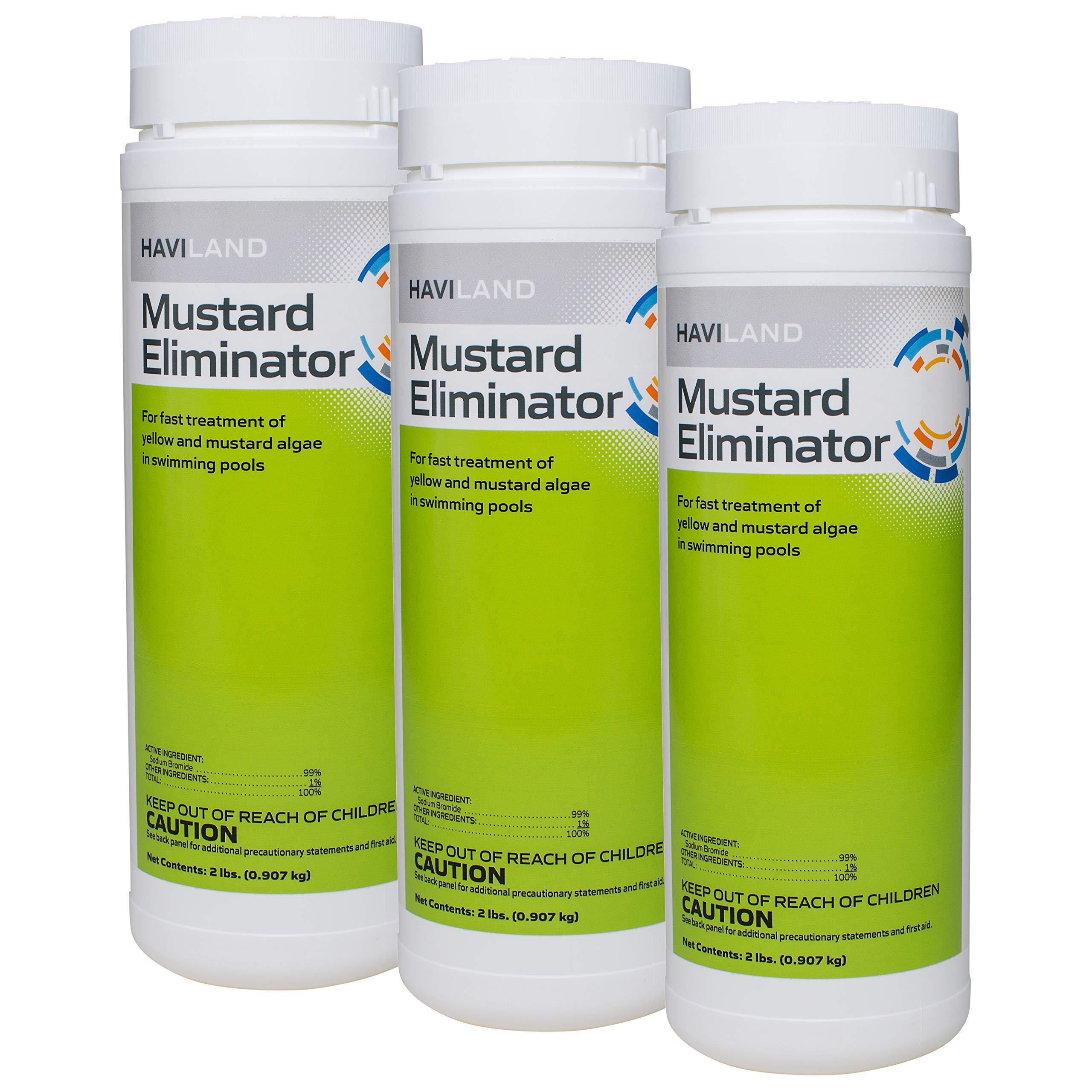 Durachlor Haviland Mustard Eliminator (2 lb) (3 Pack) by Durachlor