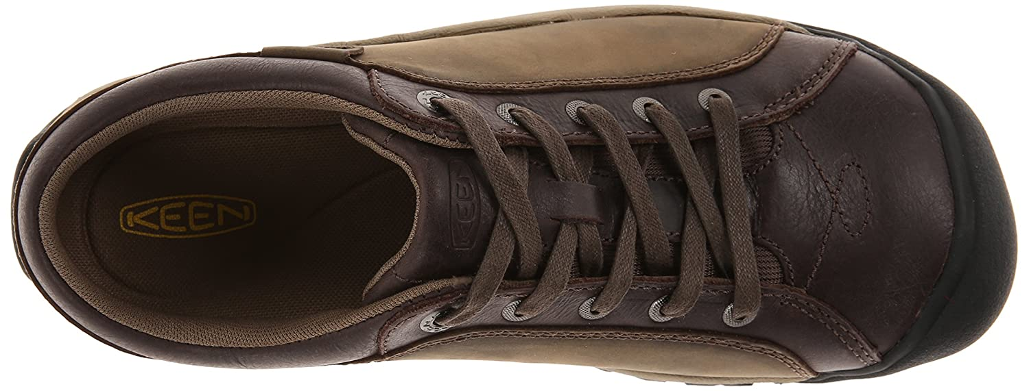 KEEN Womens Briggs Leather Shoe
