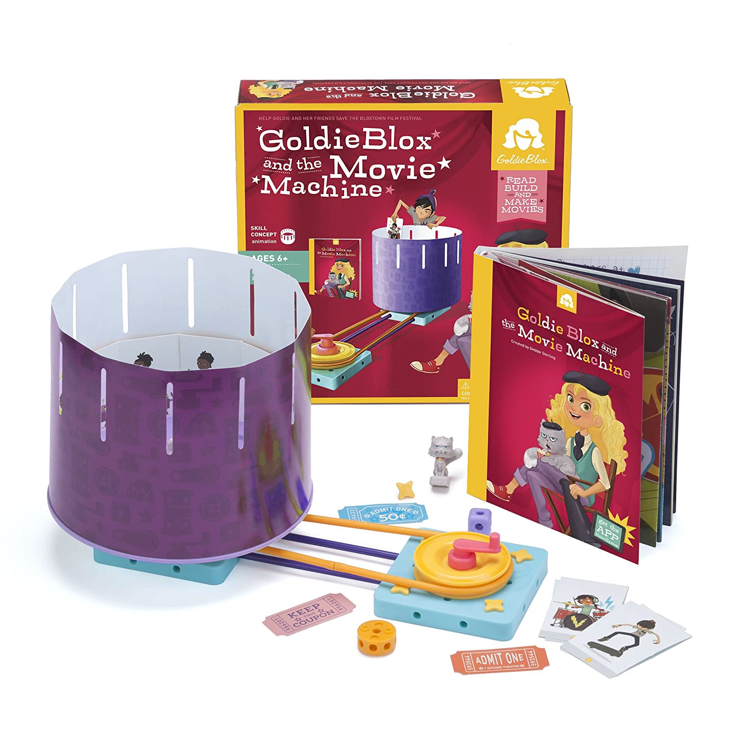 GoldieBlox and The Movie Machi...