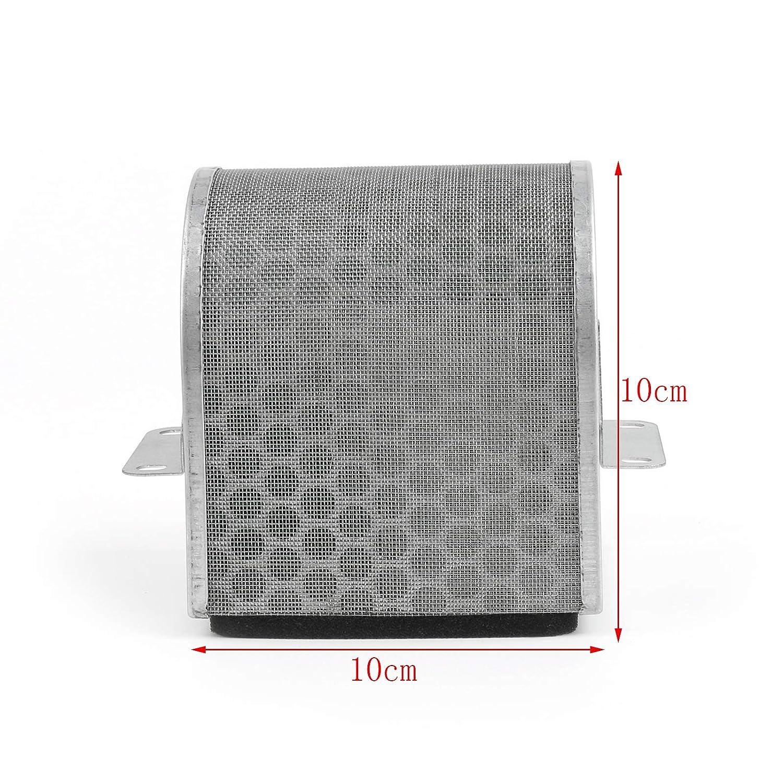 cartuccia OEM sistema di pulizia dellaria di ricambio per H-O-N-D-A CB500F CB500X CBR500R 2013 Artudatech Filtro dell/'aria per moto 2016