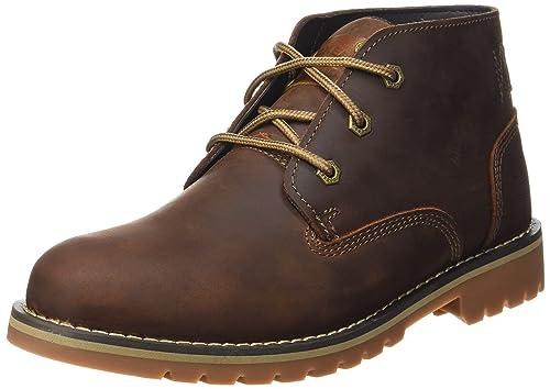 Zapatos marrones Dockers para hombre IuisLb