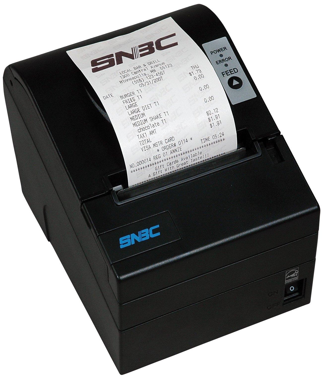 SNBC BTP-R880NP Ethernet/USB Thermal Receipt Printer