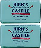 Kirk's Original Coco Castile Soap with Aloe Vera