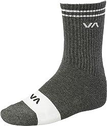 RVCA Mens Union Skate Sock