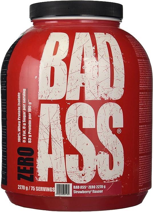 FA Nutrition – Bad Ass Zero proteína Cobre 2,27 kg: Amazon.es ...