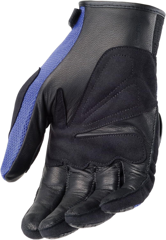 Blue//Black//Silver, Large Joe Rocket 1056-1204 Mens Phoenix 4.0 Motorcycle Riding Gloves