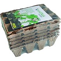 Macetas biodegradables para invernaderos