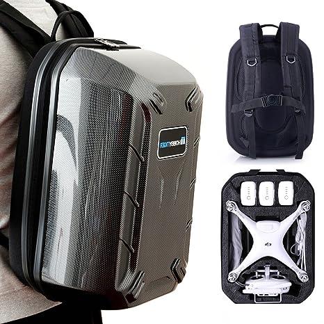 HOBBYTIGER Mochila Backpack Estuche para DJI Phantom 3 ...