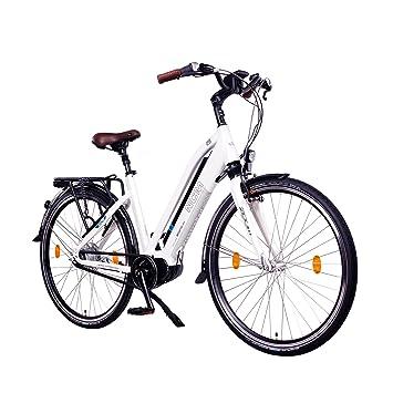 NCM Milano Max 28 pulgadas bicicleta eléctrica Hombre/Mujer Unisex Pedelec, E-