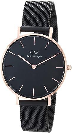 158f7c949f52 Amazon.com  Daniel Wellington Classic Petite Ashfield 28mm  Watches