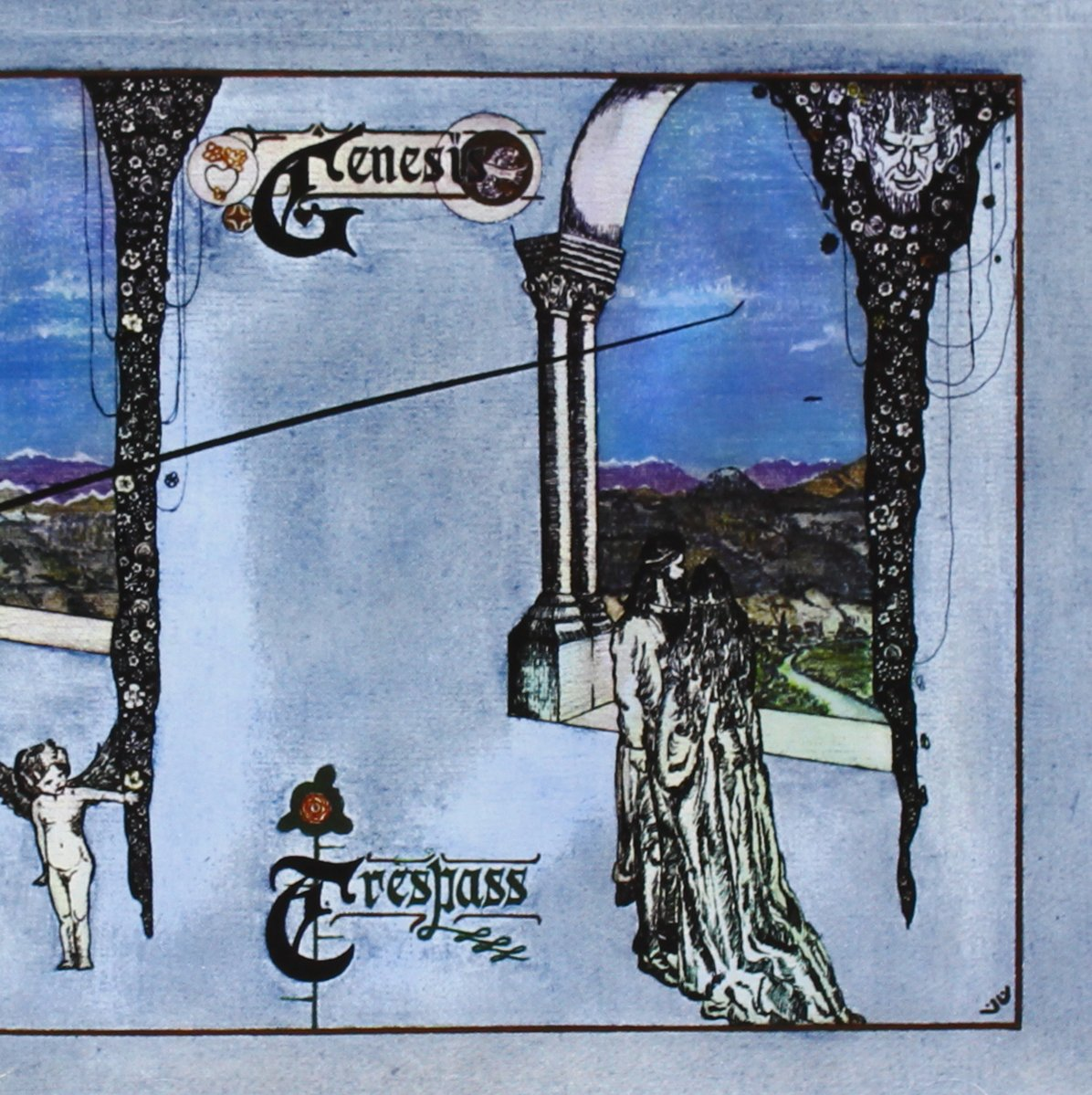 CD : Genesis - Trespass