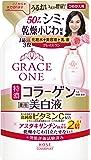 KOSE コーセー グレイスワン 薬用 美白濃潤液 詰め替え 200ml (医薬部外品)