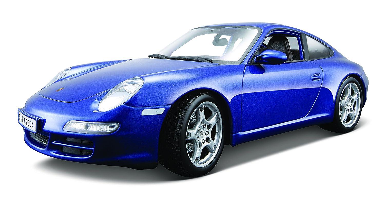 Maisto 531692 - Reproducción en miniatura de Porsche 911 Carrera S (escala 01:18), Colores Surtidos: Amazon.es: Juguetes y juegos