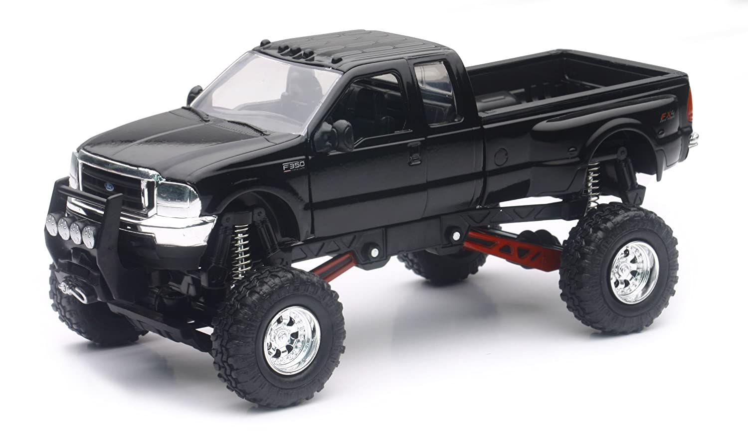 New Ray Ford f 350 Die Cast with Suspension 1 32° 54536 Blue