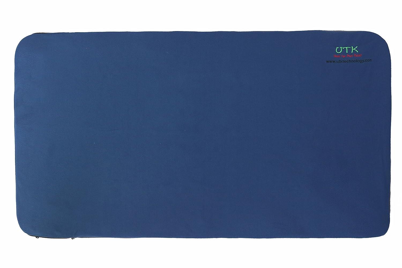 "UTK® Replacement Cover Bag for UTK Far Infrared Heating Pad Medium Plus Size&Medium T-Plus Size (21"" x 38"") 100% Polyester Fiber"