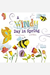 A Windy Day in Spring (Springtime Weather Wonders) Kindle Edition