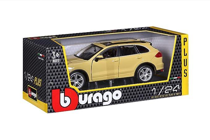 Bburago 18-21056 Porsche Cayenne Turbo, colores surtidos: Amazon.es: Juguetes y juegos