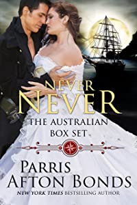 Never Never Box Set: Australian Saga