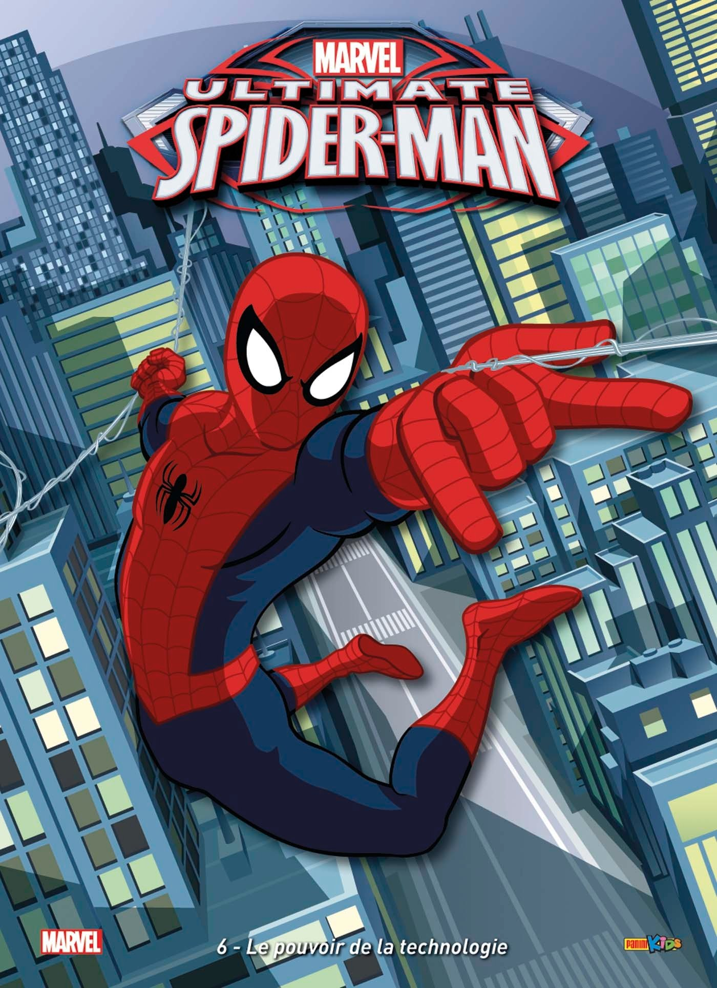 Ultimate Spider Man T06 Pan Marvel Kids French Edition Panini