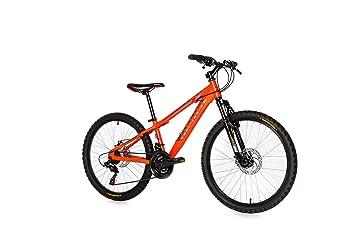 Moma Bikes Velo Vtt Enfant Gtt24 Aluminium Shimano 21v Freins A