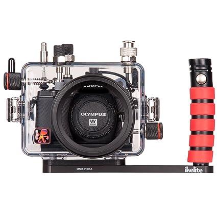 Ikelite 6950.51 Carcasa submarina para cámara: Amazon.es: Electrónica