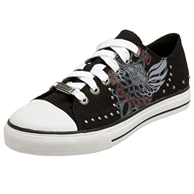 d9146d685641 Harley-Davidson Women s Cosmic Canvas Shoe