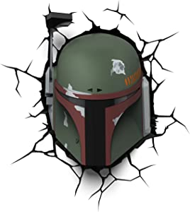 3DLightFX Star Wars Boba Fett 3D Deco Light