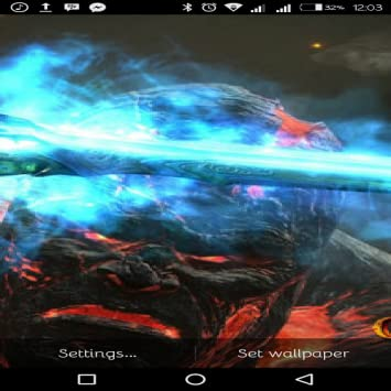 Amazon Com God Of War Live Wallpaper Appstore For Android