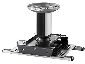 Novel 140mm Design; In Simbr Universal Beamer Projektor Deckenhalterung Schwenkbar Neigbar Mi
