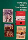 Reader's Digest Condensed Books: Daybreak, Disclosure, St. Agnes Stand, The Fist of God (Volume 5 1994)