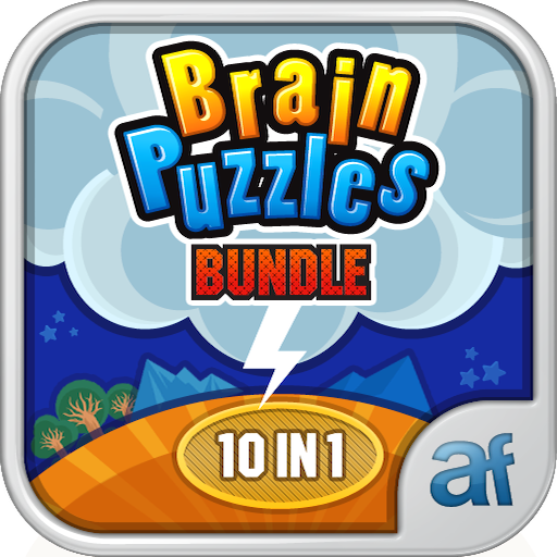 Brain Puzzles Bundle 11 in 1 - 11 Sticks Inch