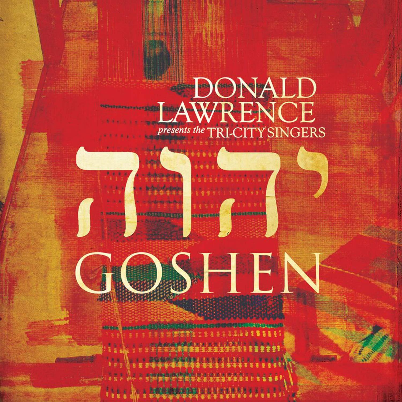 """Goshen 432 hz"""" – donald lawrence ft sheri moffett."""