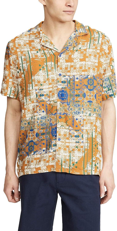 Native Youth Mens Truffaut Shirt