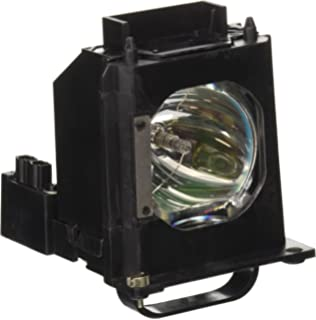 WD-73C9 WOWSAI TV Replacement Lamp in Housing for Mitsubishi WD-73C8 WD-82837 Televisions WD-82737
