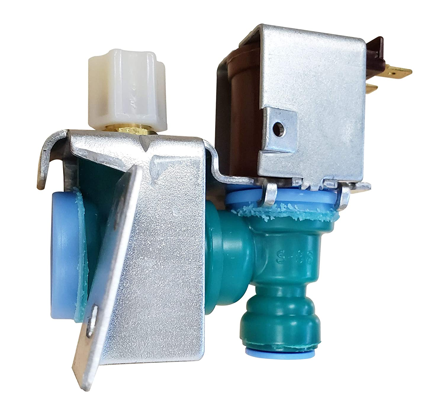 WPW10238100, W10238100 Water Inlet Valve for Whirlpool