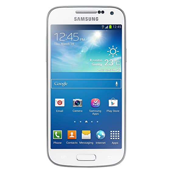 76a6abfeee5 Amazon.com: Samsung Galaxy S4 Mini GT-I9192 Factory Unlocked ...